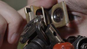 تشخیص الماس اصل,لوپ,ذره بین جواهر سازی