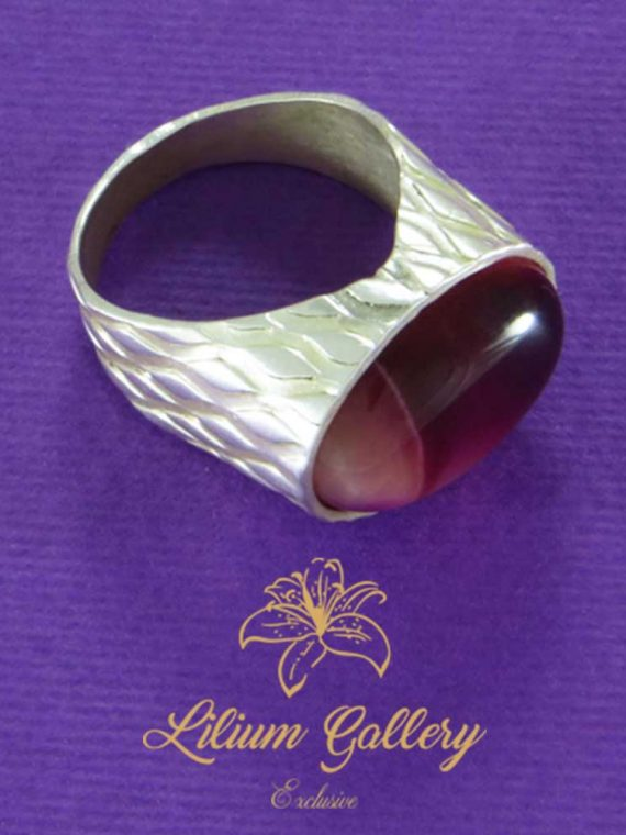 women`s-silver-hand-made-ring-agate-1
